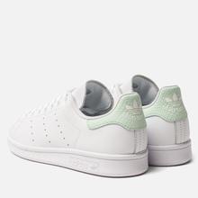 Женские кроссовки adidas Originals Stan Smith White/Dash Green/Core Black фото- 2