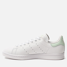 Женские кроссовки adidas Originals Stan Smith White/Dash Green/Core Black фото- 5