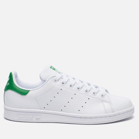 Женские кроссовки adidas Originals Stan Smith White/Green