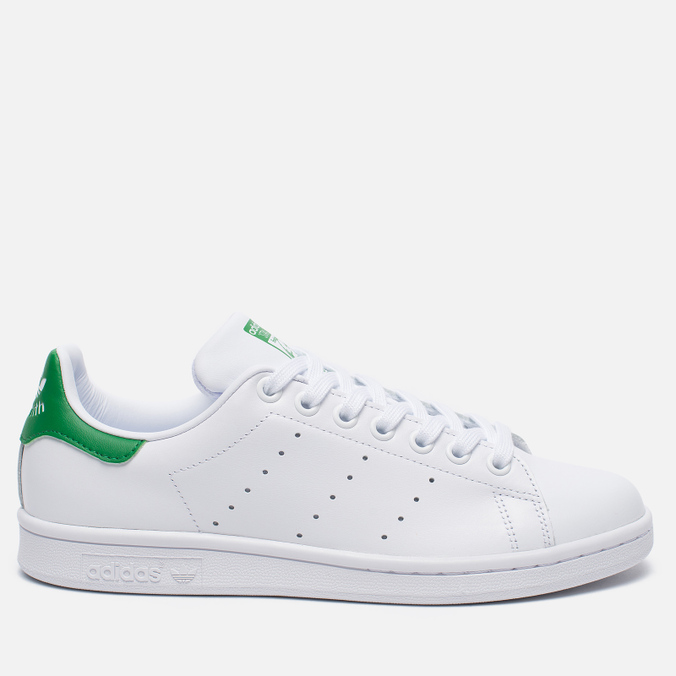 Женские кроссовки adidas Originals Stan Smith White/Green
