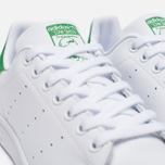 Женские кроссовки adidas Originals Stan Smith White/Green фото- 5