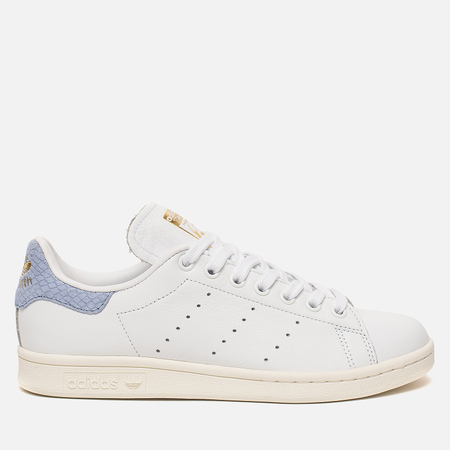 Женские кроссовки adidas Originals Stan Smith White/White/Chalk Blue