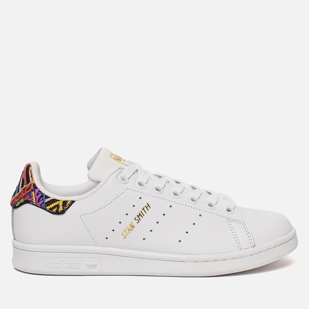 Женские кроссовки adidas Originals Stan Smith White/White/White
