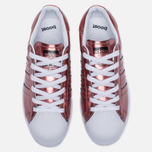 Женские кроссовки adidas Originals Superstar Boost Copper Metallic/White фото- 5