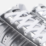 Женские кроссовки adidas Originals Superstar Boost Silver Metallic/White фото- 4