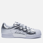 Женские кроссовки adidas Originals Superstar Boost Silver Metallic/White фото- 1