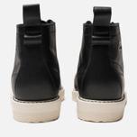 Женские кроссовки adidas Originals Superstar Boot Core Black/Core Black/Off White фото- 5