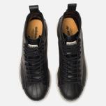 Женские кроссовки adidas Originals Superstar Boot Core Black/Core Black/Off White фото- 4