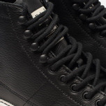 Женские кроссовки adidas Originals Superstar Boot Core Black/Core Black/Off White фото- 6