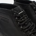 Женские кроссовки adidas Originals Superstar Boot Luxe Core Black/Core Black/White фото- 6