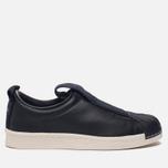 Женские кроссовки adidas Originals Superstar BW35 Slip-On Black фото- 0