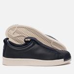 Женские кроссовки adidas Originals Superstar BW35 Slip-On Black фото- 2