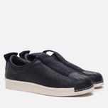 Женские кроссовки adidas Originals Superstar BW35 Slip-On Black фото- 1