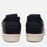 Женские кроссовки adidas Originals Superstar BW35 Slip-On Black фото- 3
