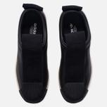 Женские кроссовки adidas Originals Superstar BW35 Slip-On Black фото- 4
