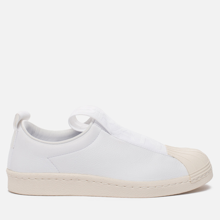 Женские кроссовки adidas Originals Superstar BW35 Slip-On White