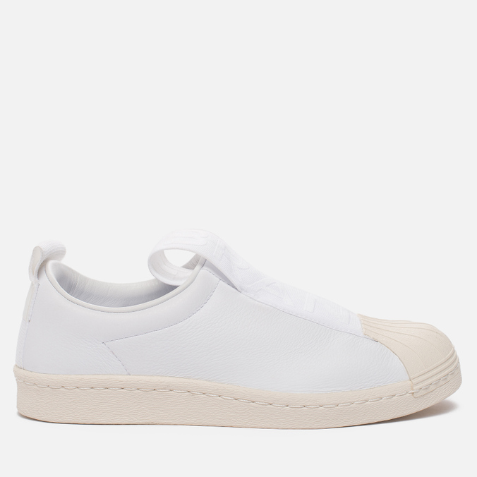 Женские кроссовки adidas Originals Superstar BW35 Slip-On White