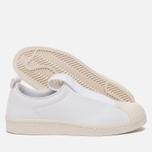 Женские кроссовки adidas Originals Superstar BW35 Slip-On White фото- 2