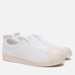 Женские кроссовки adidas Originals Superstar BW35 Slip-On White фото- 1