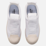 Женские кроссовки adidas Originals Superstar BW35 Slip-On White фото- 4