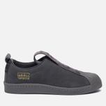 Женские кроссовки adidas Originals Superstar BW3S Slip-On Grey Five/Grey Five/Grey Three фото- 0