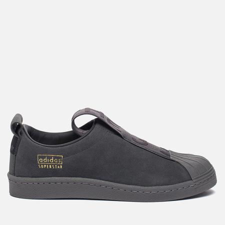 Женские кроссовки adidas Originals Superstar BW3S Slip-On Grey Five/Grey Five/Grey Three