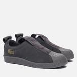 Женские кроссовки adidas Originals Superstar BW3S Slip-On Grey Five/Grey Five/Grey Three фото- 1