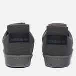Женские кроссовки adidas Originals Superstar BW3S Slip-On Grey Five/Grey Five/Grey Three фото- 3