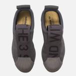 Женские кроссовки adidas Originals Superstar BW3S Slip-On Grey Five/Grey Five/Grey Three фото- 4
