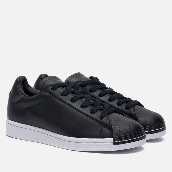 Женские кроссовки adidas Originals Superstar Pure Core Black/Cloud White/Gold Metallic