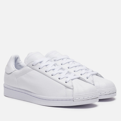 Женские кроссовки adidas Originals Superstar Pure LT White/Core Black/Gold Metallic