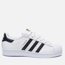 Женские кроссовки adidas Originals Superstar Running White/Black фото- 3