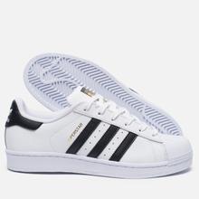 Женские кроссовки adidas Originals Superstar Running White/Black фото- 4