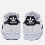 Женские кроссовки adidas Originals Superstar Running White/Black фото- 3