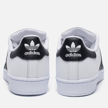 Женские кроссовки adidas Originals Superstar Running White/Black фото- 2