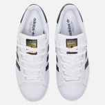 Женские кроссовки adidas Originals Superstar Running White/Black фото- 4