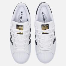 Женские кроссовки adidas Originals Superstar Running White/Black фото- 1