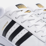 Женские кроссовки adidas Originals Superstar Running White/Black фото- 5