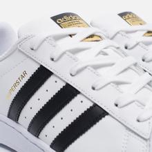Женские кроссовки adidas Originals Superstar Running White/Black фото- 5