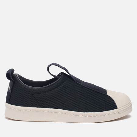 Женские кроссовки adidas Originals Superstar Slip-On Core Black/Core Black/Off White