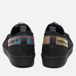 Женские кроссовки adidas Originals Superstar Slip-On Core Black/Petrol фото- 3