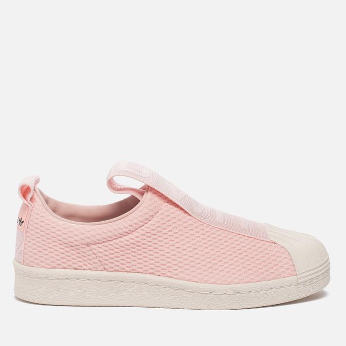 Женские кроссовки adidas Originals Superstar Slip-On Icey Pink/Icey Pink/Off White