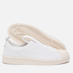 Женские кроссовки adidas Originals Superstar Slip-On Running White/Running White/Legacy White фото- 1