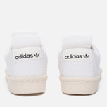 Женские кроссовки adidas Originals Superstar Slip-On Running White/Running White/Legacy White фото- 3