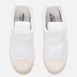Женские кроссовки adidas Originals Superstar Slip-On Running White/Running White/Legacy White фото- 4