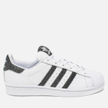 Женские кроссовки adidas Originals Superstar White/Core Black/Reflective фото- 0