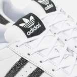 Женские кроссовки adidas Originals Superstar White/Core Black/Reflective фото- 5