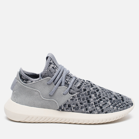 Женские кроссовки adidas Originals Tubular Entrap Light Onix/Metallic Silver