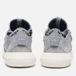 Женские кроссовки adidas Originals Tubular Entrap Light Onix/Metallic Silver фото- 3