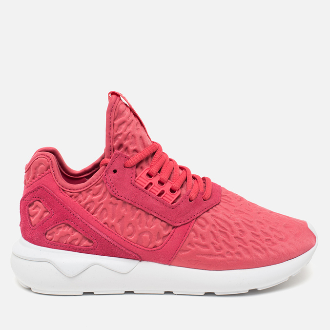Женские кроссовки adidas Originals Tubular Runner Pink/White